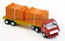 #970 Flatbed Tiny Tonka Truck