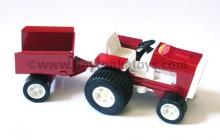 Tiny Tonka Tractor