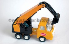No. 944 Tiny Tonka Backhoe Truck