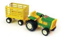 Tonka 995 Tractor and Stake